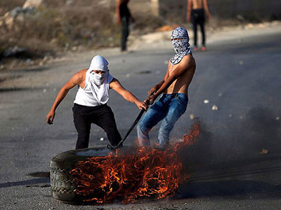 clashes in Israel Palestinian Jerusalem