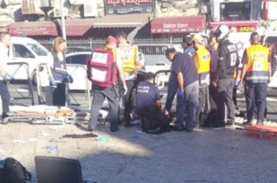 Stabbing attack in Hebron