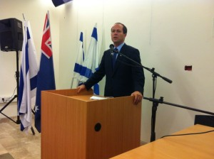 Nir Barkat