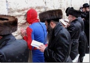 Purim at the Kotel[1]